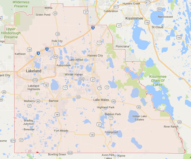 Polk County, FL