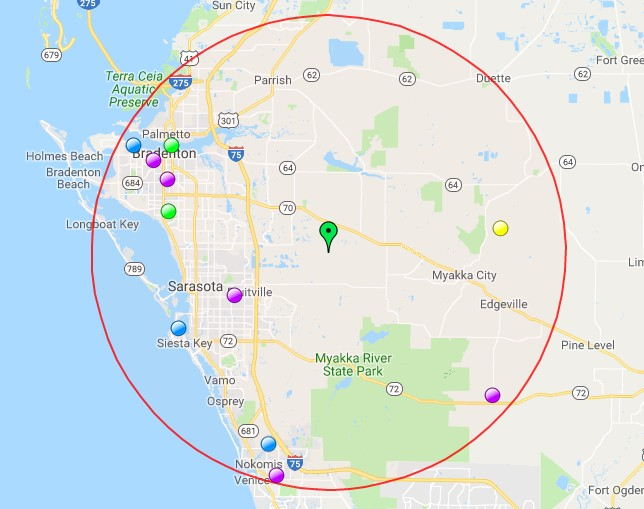 Manatee And Sarasota County Sinkhole Maps Interactive Sinkhole Maps