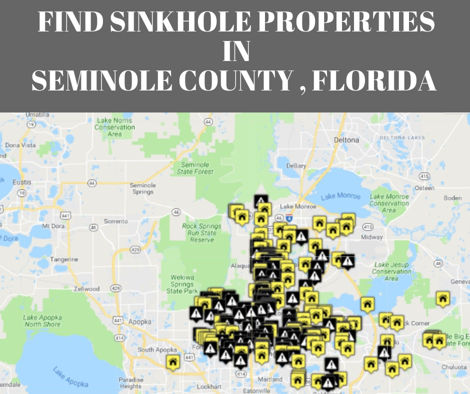 Seminole County FL Sinkhole Map on cecil field florida map, longwood florida map, st. johns river florida map, united states florida map, naranja florida map, spring hill florida map, ferndale florida map, pine lakes florida map, zellwood florida map, lake hart florida map, north port florida map, east orlando florida map, altamonte florida map, oviedo florida map, windermere florida map, city of sunrise florida map, union park florida map, plymouth florida map, largo florida map, sharpes florida map,