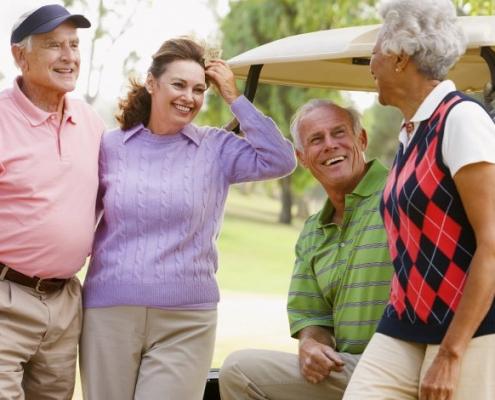 retiree community