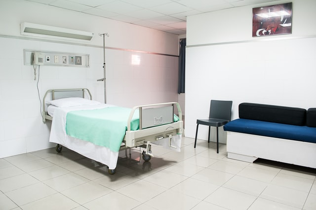 Florida vs California hospitals